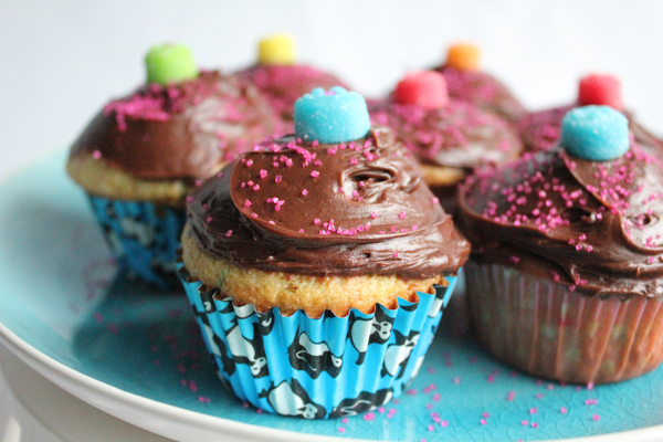 Mouthwatering Cupcakes