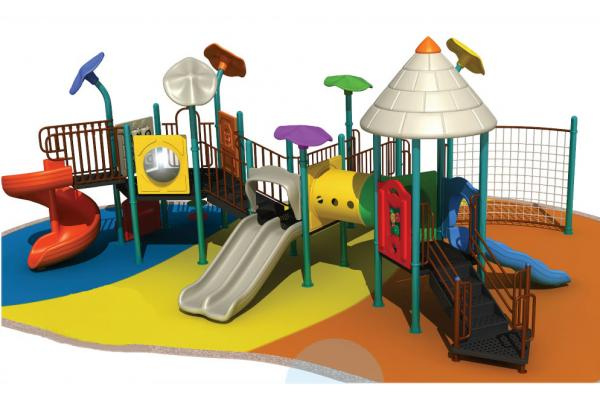 childrens Playground rubber mats2
