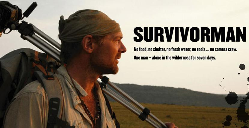 survivorman show